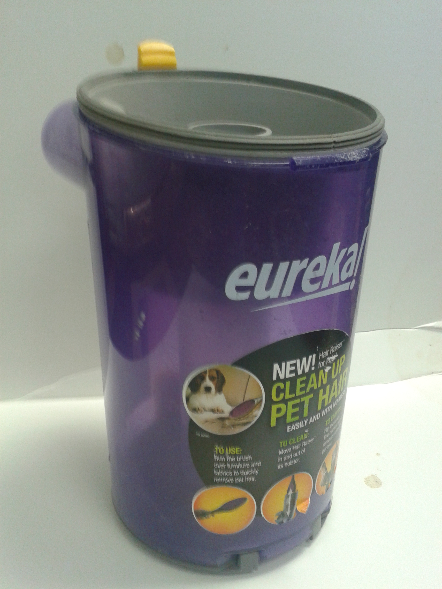Eurika 3271 AVZ Cup and Bottom Lid 80448-7
