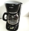 MR COFFEE Black 12-Cup Programmable Coffee Maker