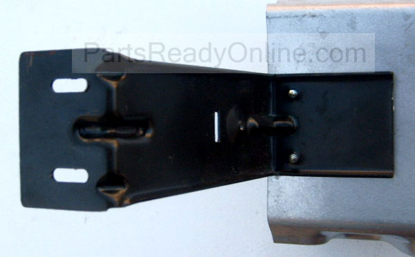 Heater Box Bracket 8066099 Bracket for Heating Element Housing Whirlpool, Kenmore Dryers
