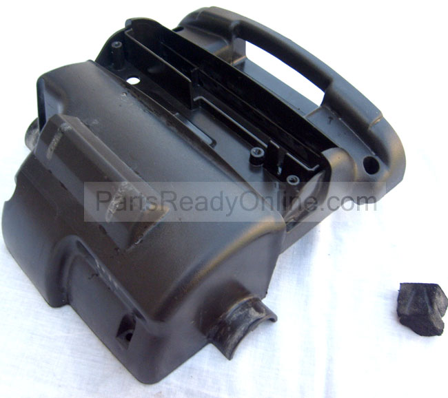 Hoover Upright Motor Cover Replacement