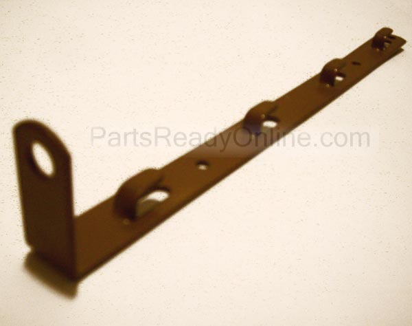 Hook On Metal Bracket With Angle Rod Support For