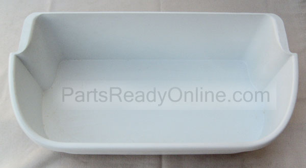 "Frigidaire Refrigerator Door Bin 240356401 Door Compartment 15"" Wide"