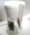 Toastmaster Auto Shut-Off White 12-Cup Coffee Maker