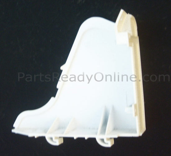 GE Washer Left End Cap 175D4120 WH42X10623 -white
