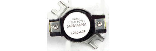 Ge Thermostat We4m136 540B146P01 L240-40F