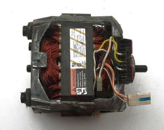 Kenmore Washer Motor 8314869 With Motor Switch 62850