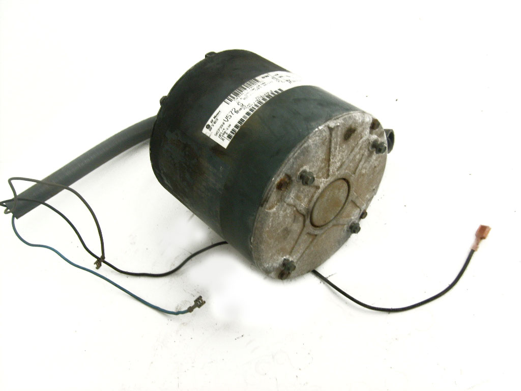 Ge fan motor model 5kcp39kg v566 s 1 6 hp for General electric ac motor thermally protected