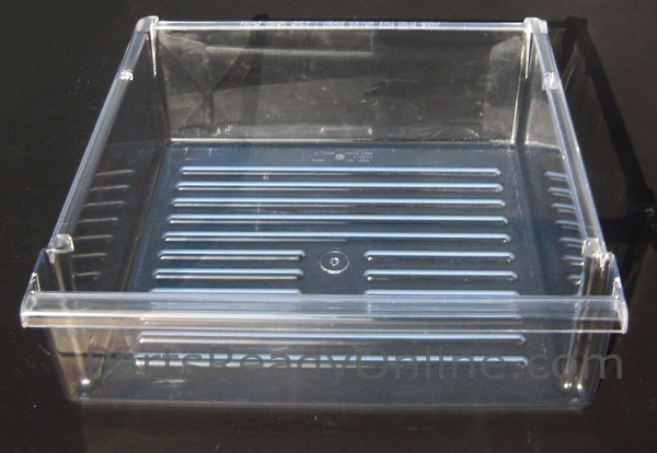 Snack Pan 2188667 2188655 For Whirlpool Kenmore Side By