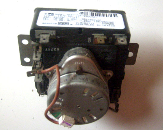 Whirlpool Dryer Timer 8299778 M469-G